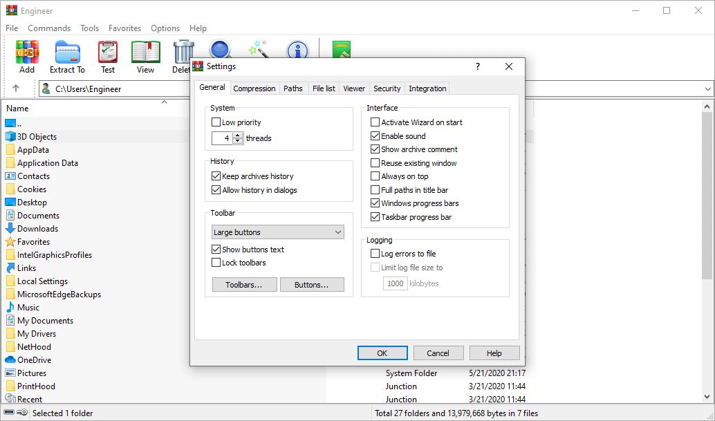 WinRAR 5.91 Beta 1 License Key {Latest} Free Download