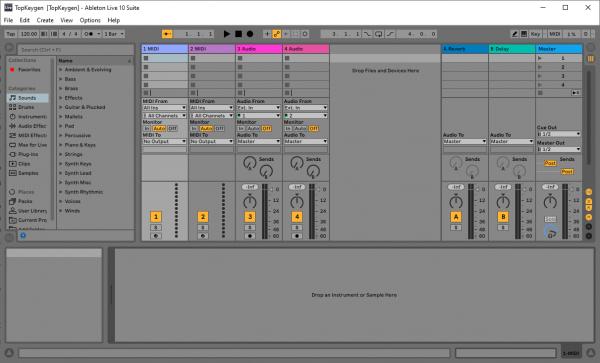 Ableton Live 10 Suite Full Keygen + Crack {Tested} Free Download