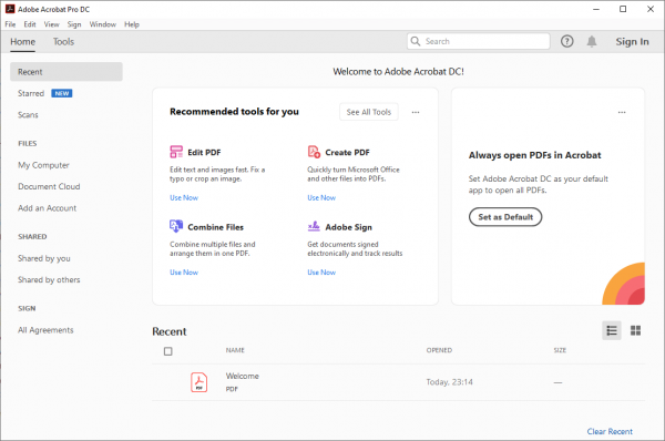 Adobe Acrobat Pro DC Full Crack & License Key {Final} Free Download