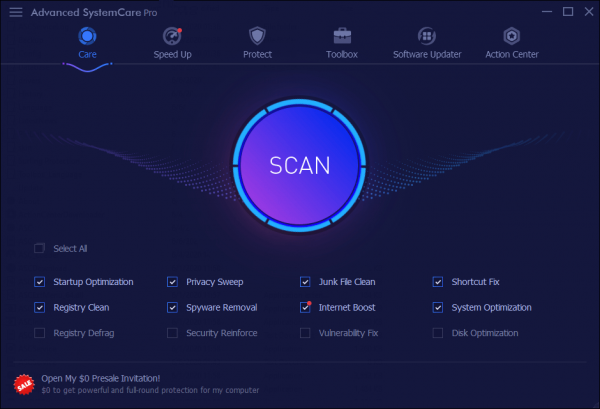 Advanced SystemCare PRO Full License Code {Tested} Download