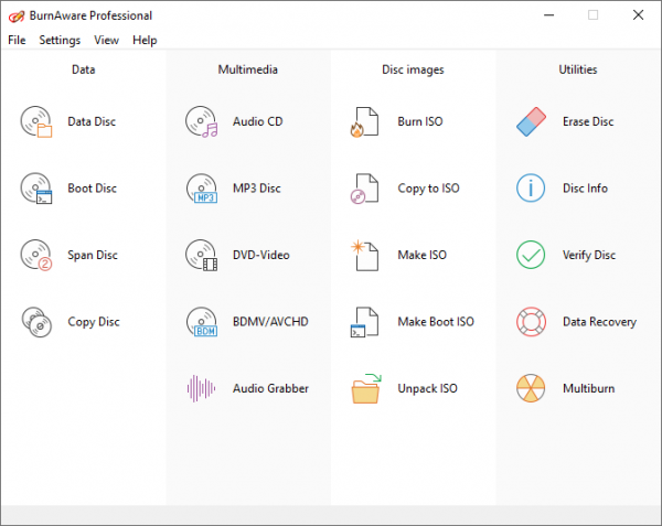 BurnAware Professional Full Crack & Patch {Latest} Free Download