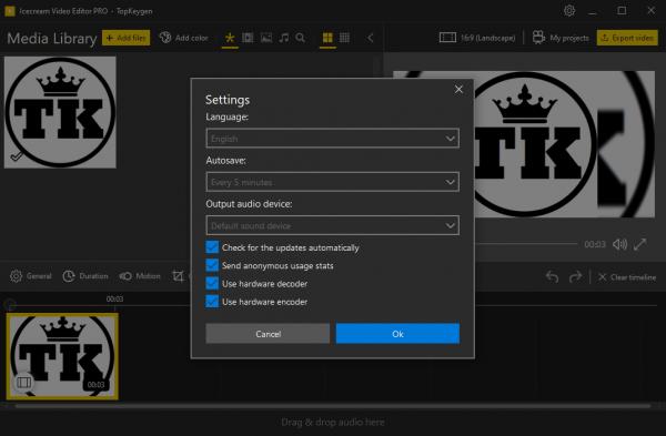 Icecream Video Editor Pro Full Keygen & Patch {Latest} Free Download