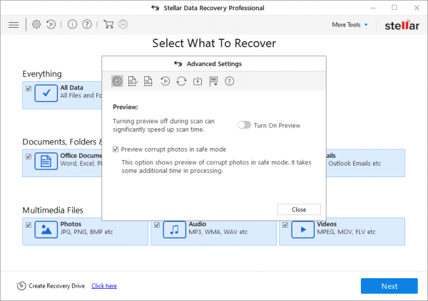 Stellar Data Recovery Full Keygen & Activator {Latest} Free Download