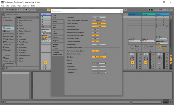 Ableton Live Suite Full Patch & License Key Free Download