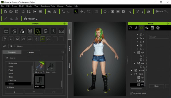 Reallusion Character Creator Full Serial Key{Latest} Free Download