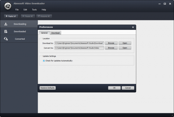 Aiseesoft Video Downloader Full Keygen & Activator {Latest} Free Download