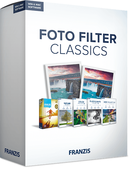 Franzis Foto Filter Classics Patch & Serial Key {Updated} Free Download