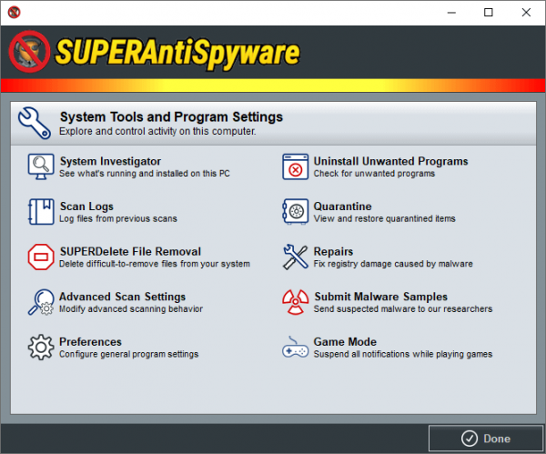 SUPERAntiSpyware Professional X Full License Key {Latest} Free Download