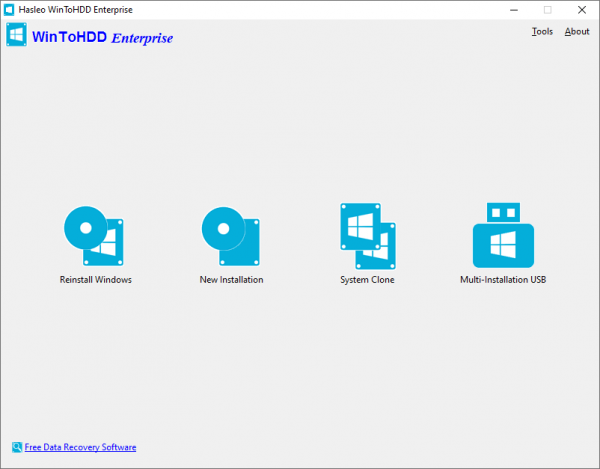 WinToHDD Enterprise Full License Key & Patch {Tested} Free Download