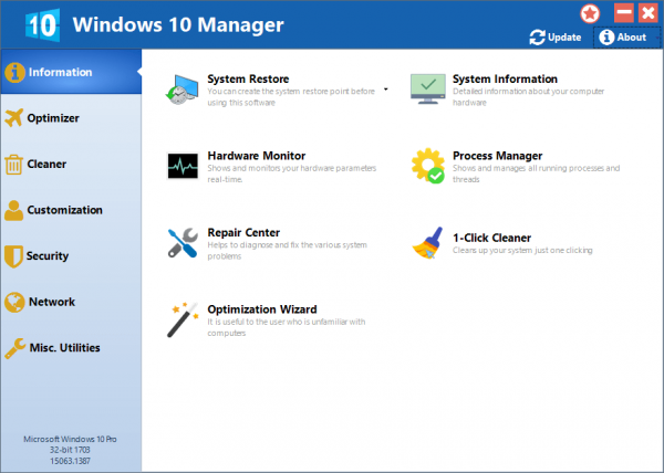 Yamicsoft Windows 10 Manager Full Crack & Serial Key Free Download