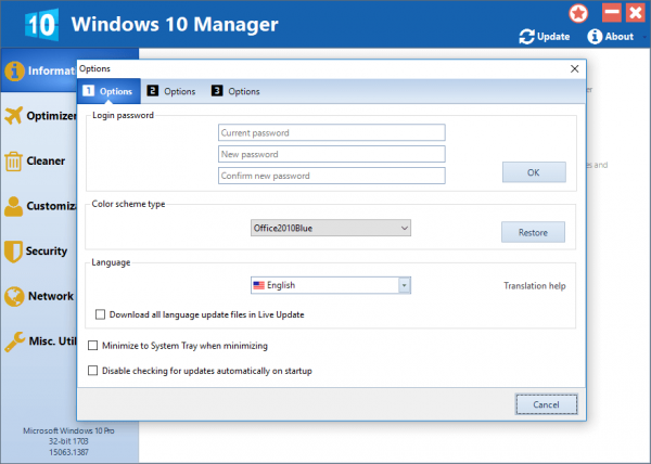 Yamicsoft Windows 10 Manager Full Patch & License Key Free Download