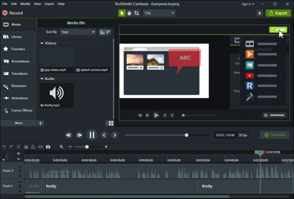 TechSmith Camtasia Full Patch & Serial Key {Tested} Free Download