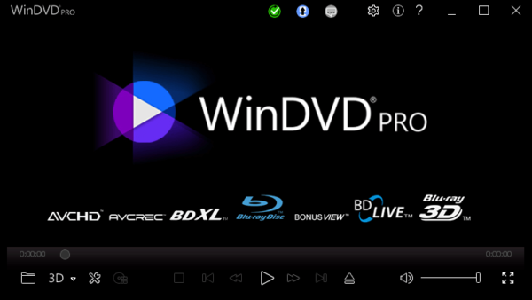 Corel WinDVD Pro Full License Key & Patch {Tested} Free Download