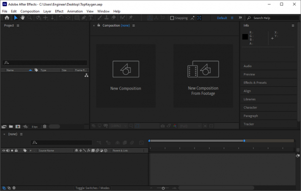 Adobe After Effects Crack & Serial Key {Tested} Free Download