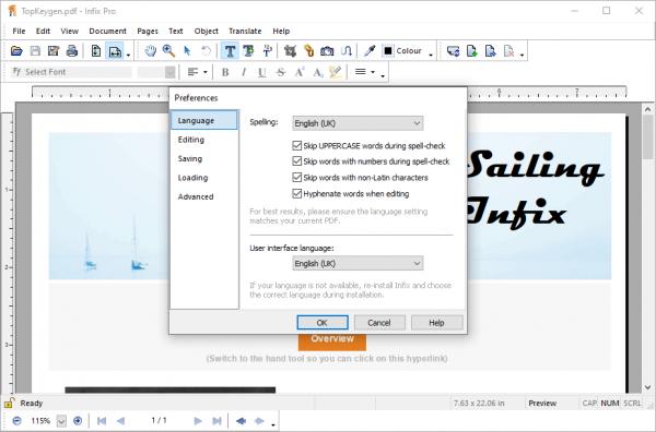 Infix PDF Editor Pro Keygen & Activator {Latest} Free Download