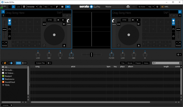 Serato DJ Pro Patch & Serial Key {Tested} Free Download