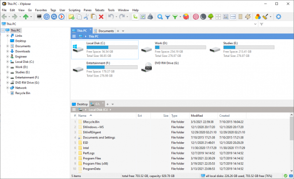 XYplorer Serial Key & Patch {Tested} Free Download
