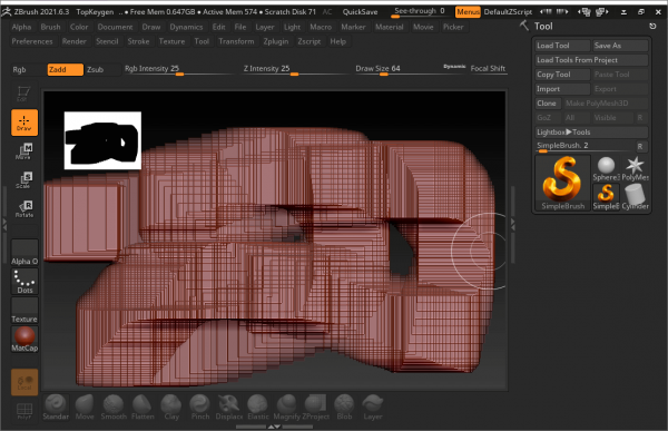 Pixologic ZBrush License Key & Patch {Tested} Free Download