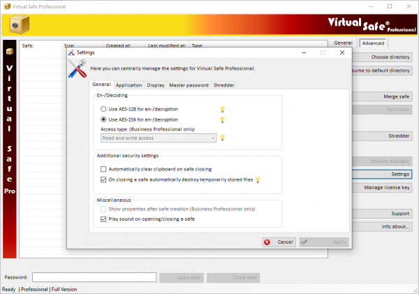 Virtual Safe Professional Serial Key & Activator {Latest} Free Download