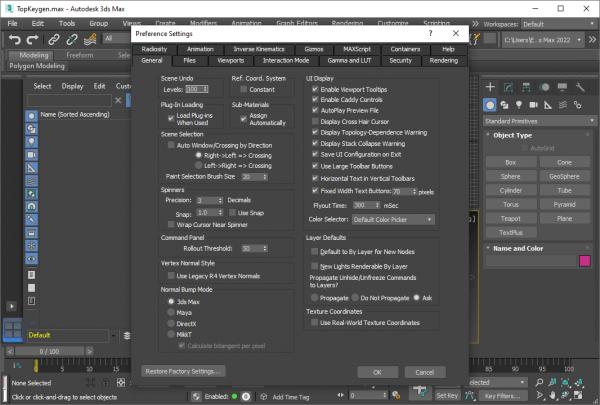 Autodesk 3DS MAX Keygen & Activator {Latest} Free Download