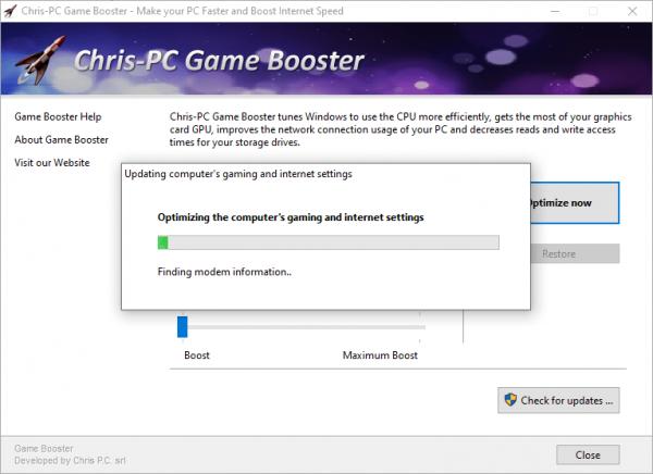 ChrisPC Game Booster Crack & Keygen {Latest} Free Download