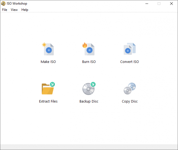 ISO Workshop Pro Serial Key & Patch {Tested} Free Download