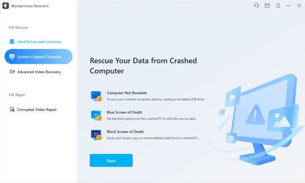 Wondershare Recoverit License key & Activator {Latest} Free Download
