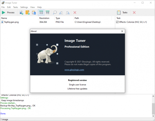 Image Tuner Professional Keygen & Activator {Latest} Free Download